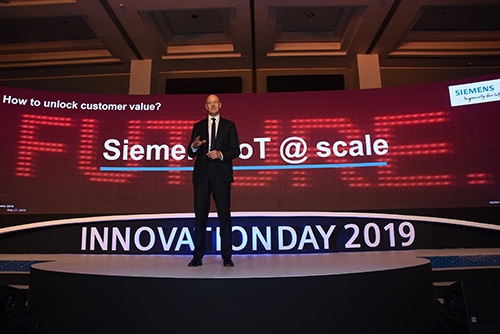 Siemens sharpens focus on Innovation and Start-Ups to enhance